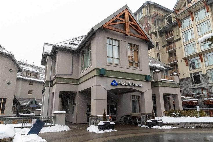 202/203 4295 BLACKCOMB WAY - Whistler Village Apartment/Condo for sale(R2543193)