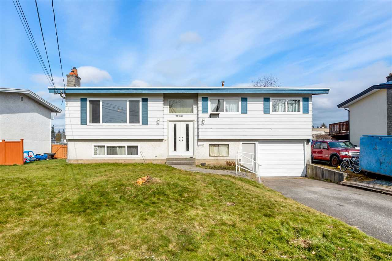 32581 PANDORA AVENUE - Abbotsford West House/Single Family for sale, 4 Bedrooms (R2543254)