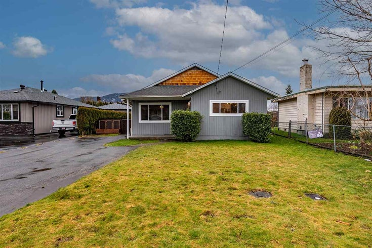 45587 REECE AVENUE - Chilliwack N Yale-Well House/Single Family for sale, 3 Bedrooms (R2543275)
