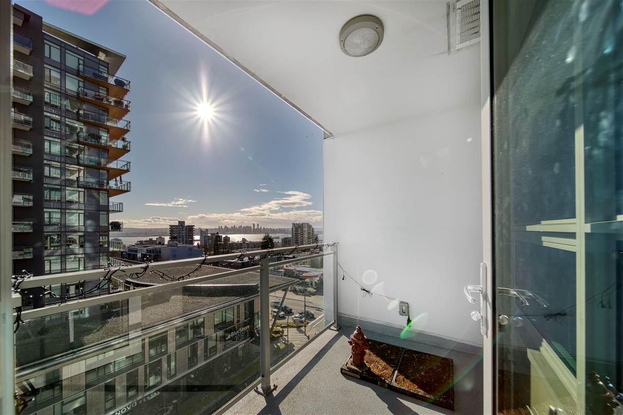 605 112 E 13 STREET - Central Lonsdale Apartment/Condo for sale, 1 Bedroom (R2543321) - #1