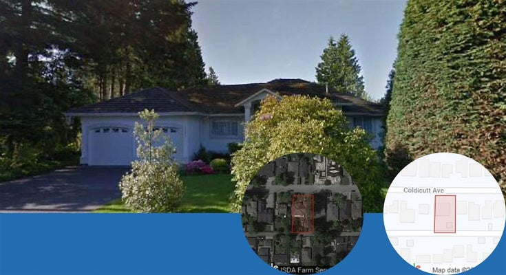 14094 COLDICUTT AVENUE - White Rock House/Single Family for sale, 3 Bedrooms (R2543340)