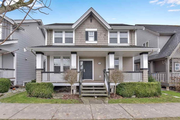 19040 70 AVENUE - Clayton House/Single Family for sale, 5 Bedrooms (R2543358)