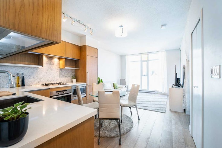 3208 6588 NELSON AVENUE - Metrotown Apartment/Condo for sale, 1 Bedroom (R2543360)