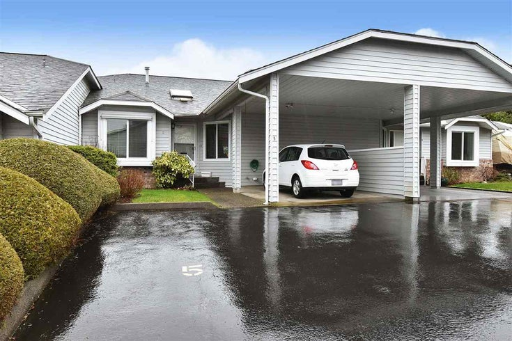 5 2989 TRAFALGAR STREET - Central Abbotsford Townhouse for sale, 3 Bedrooms (R2543361)