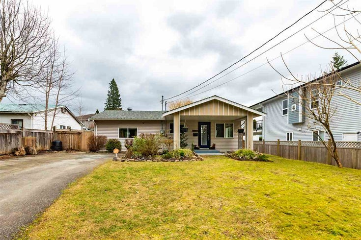 7464 TURNER STREET - Mission BC House/Single Family for sale, 2 Bedrooms (R2543362)