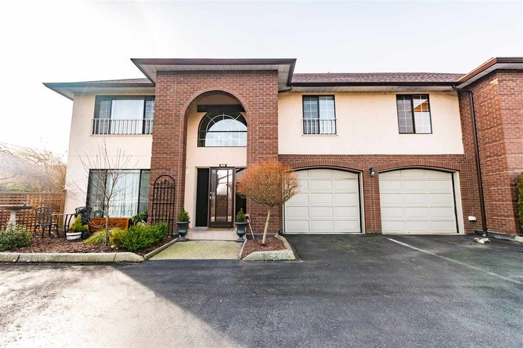 101 46325 RIVERSIDE DRIVE - Chilliwack N Yale-Well Townhouse for sale, 2 Bedrooms (R2543388)