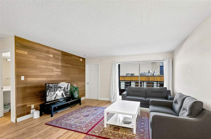 208 1550 CHESTERFIELD AVENUE - Central Lonsdale Apartment/Condo for sale, 1 Bedroom (R2543393)