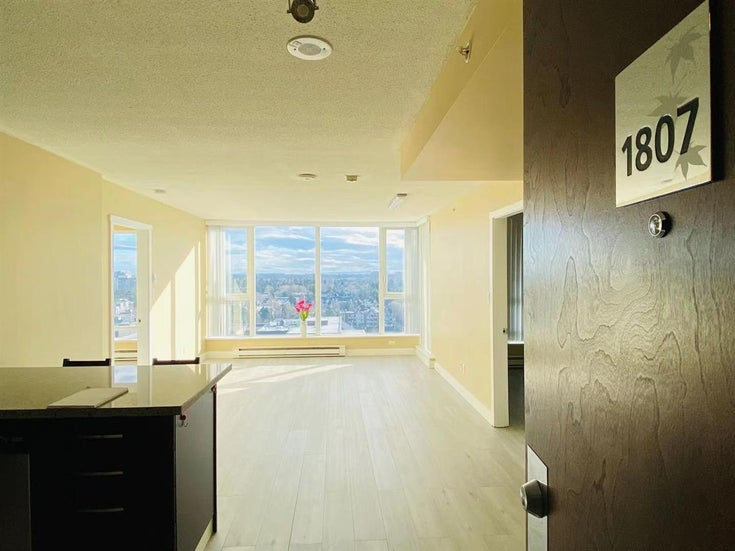 1807 5088 KWANTLEN STREET - Brighouse Apartment/Condo for sale, 2 Bedrooms (R2543395)