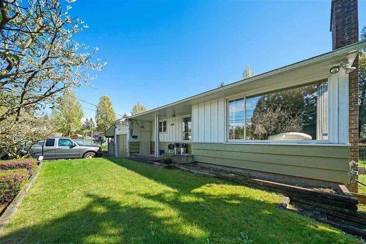 20994 LOUGHEED HIGHWAY - Southwest Maple Ridge House/Single Family for sale, 3 Bedrooms (R2543410)