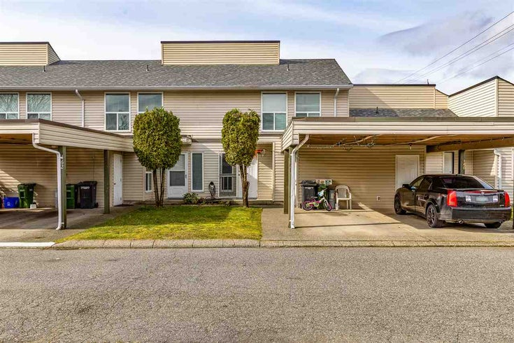 161 32550 MACLURE ROAD - Abbotsford West Townhouse for sale, 3 Bedrooms (R2543434)