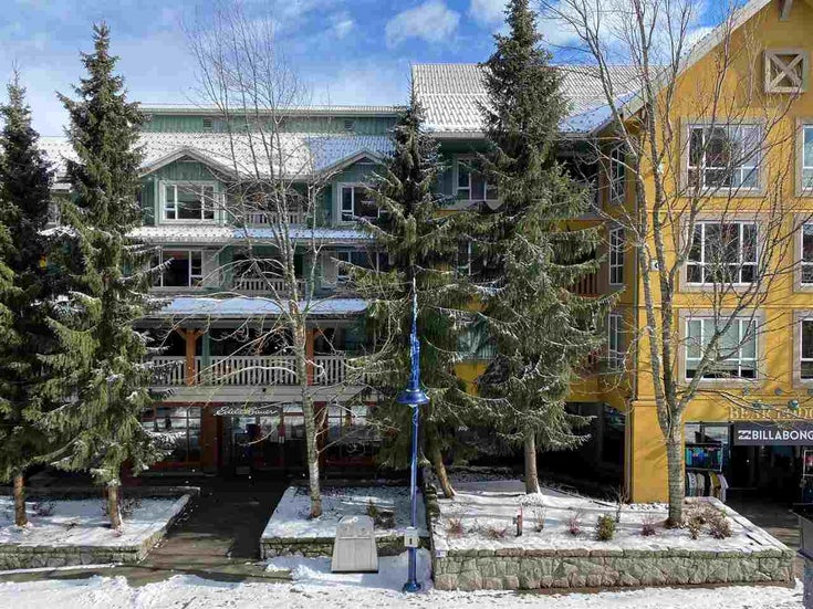 1330 4308 MAIN STREET - Whistler Village Apartment/Condo for sale, 1 Bedroom (R2543455)