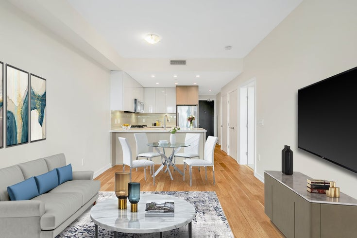 220 7008 RIVER PARKWAY - Brighouse Apartment/Condo for sale, 1 Bedroom (R2543464)