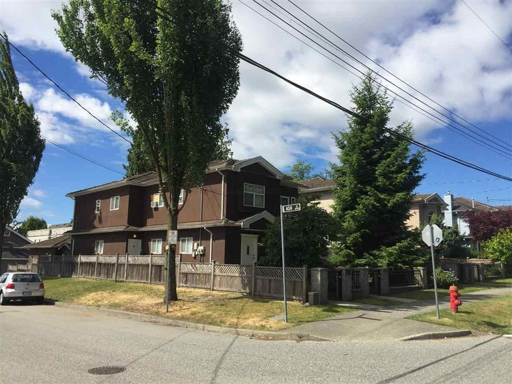 606 W 70TH AVENUE - Marpole 1/2 Duplex for sale, 4 Bedrooms (R2543471)