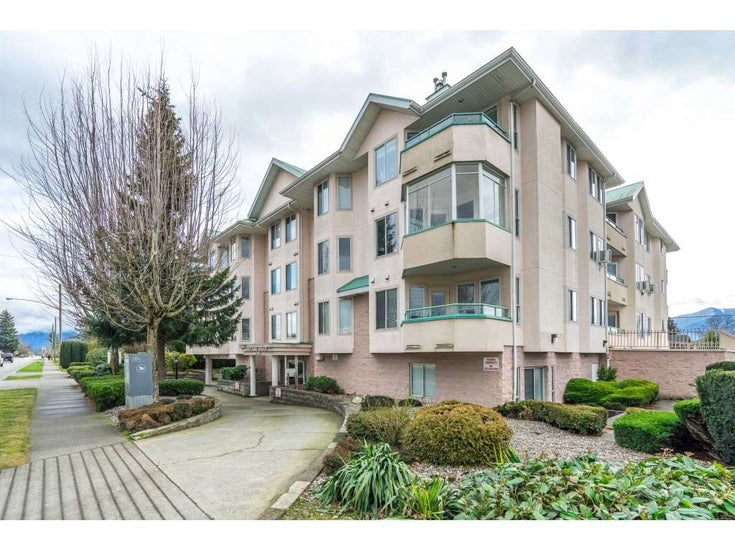 204 46000 FIRST AVENUE - Chilliwack E Young-Yale Apartment/Condo for sale, 2 Bedrooms (R2543487)