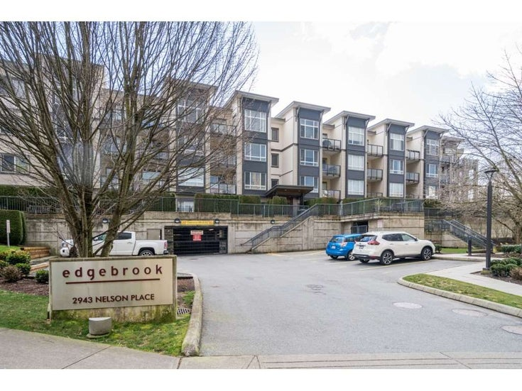 119 2943 NELSON PLACE - Central Abbotsford Apartment/Condo for sale, 1 Bedroom (R2543514)