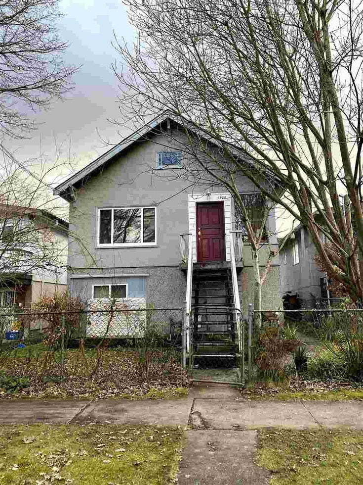 1136 E 26TH AVENUE - Knight House/Single Family for sale, 5 Bedrooms (R2543520)