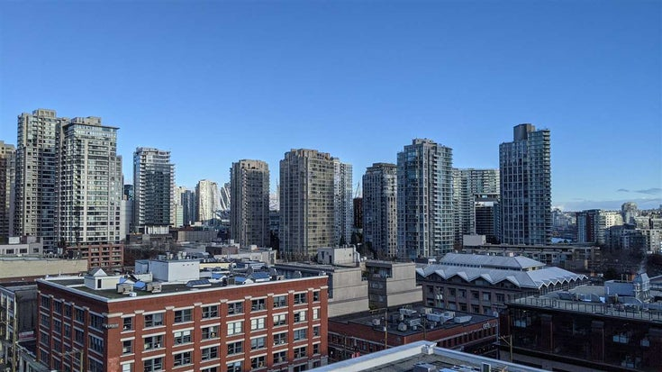 1004 1133 HOMER STREET - Yaletown Apartment/Condo for sale, 2 Bedrooms (R2543551)