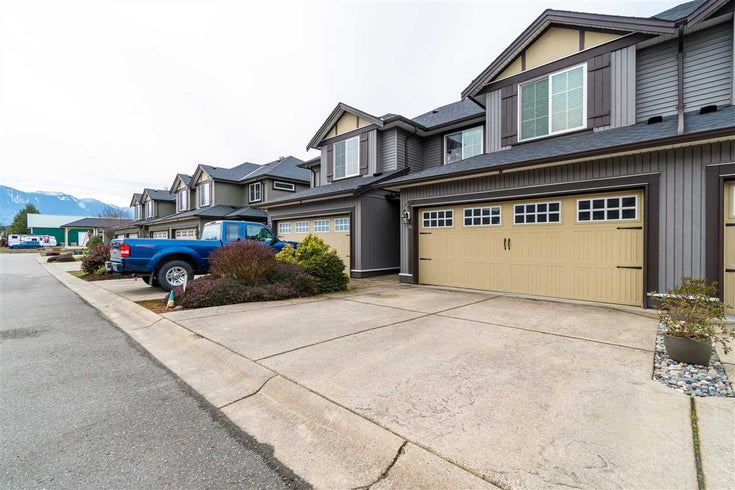 14 46225 RANCHERO DRIVE - Sardis East Vedder Rd Townhouse for sale, 3 Bedrooms (R2543558)