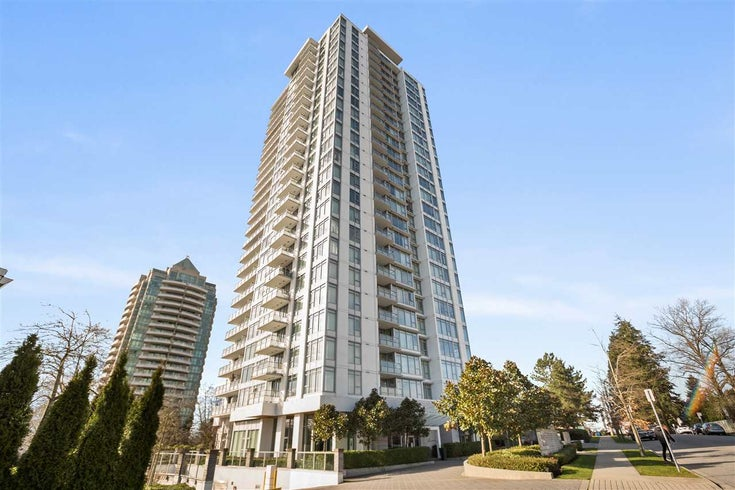 2105 6688 ARCOLA STREET - Highgate Apartment/Condo for sale, 2 Bedrooms (R2543562)