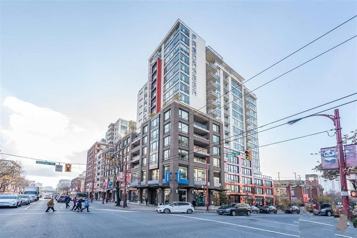 1501 188 KEEFER STREET - Downtown VE Apartment/Condo for sale, 1 Bedroom (R2543591)