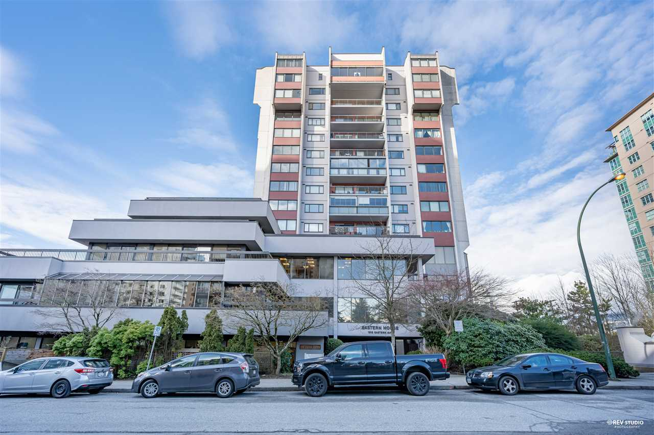 607 1515 EASTERN AVENUE - Central Lonsdale Apartment/Condo for sale, 1 Bedroom (R2543602) - #17