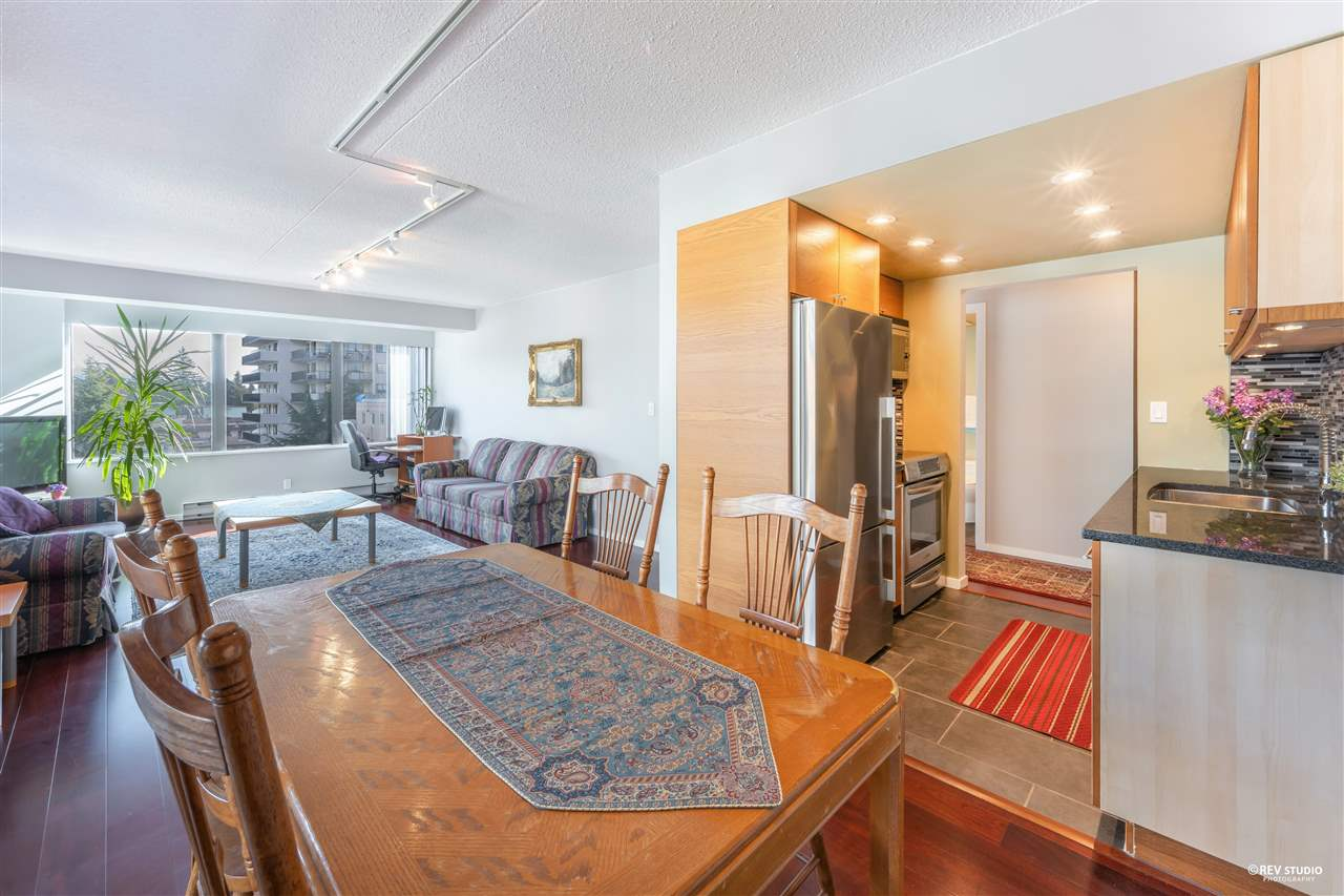 607 1515 EASTERN AVENUE - Central Lonsdale Apartment/Condo for sale, 1 Bedroom (R2543602) - #2
