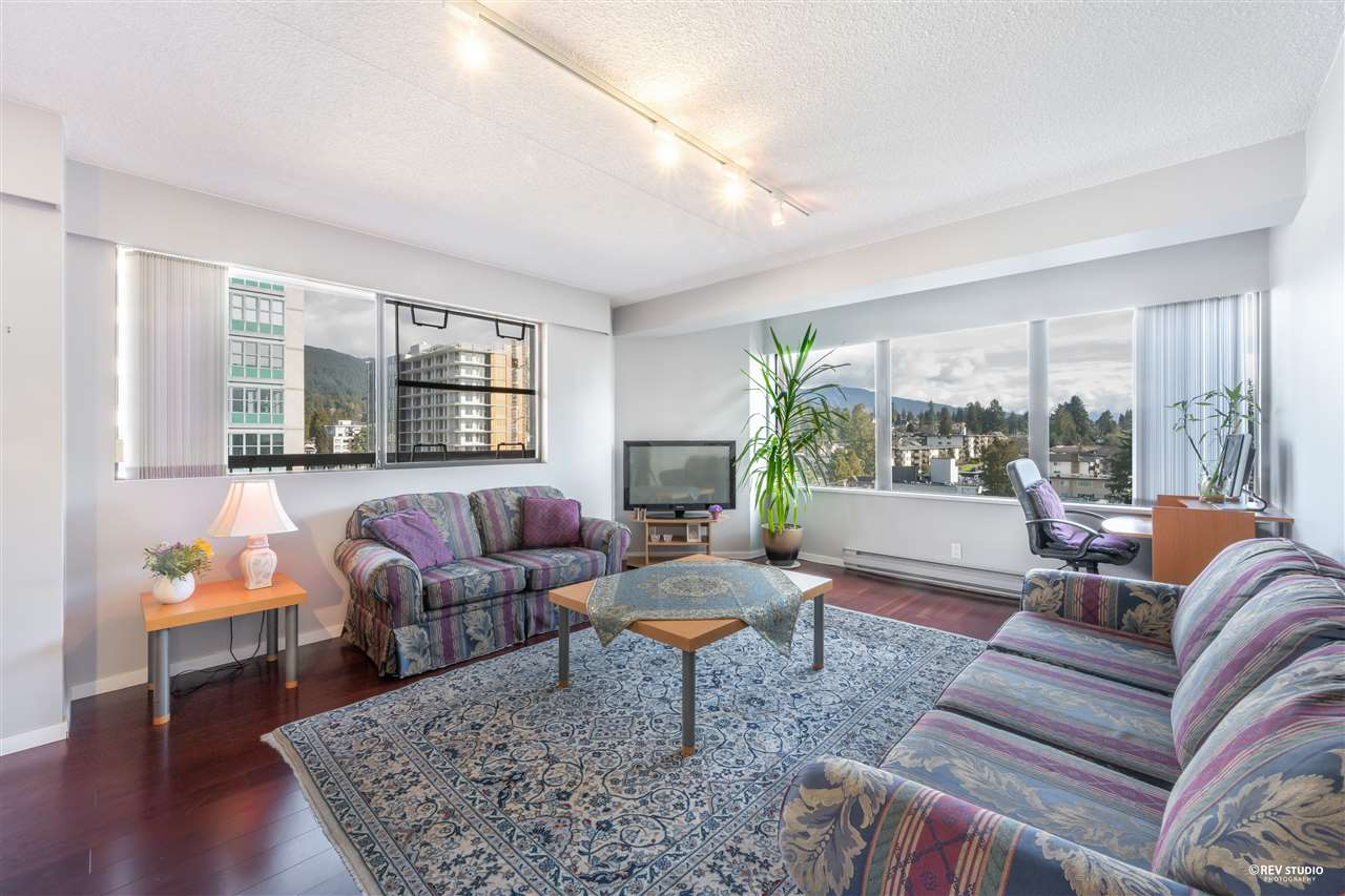 607 1515 EASTERN AVENUE - Central Lonsdale Apartment/Condo for sale, 1 Bedroom (R2543602) - #3