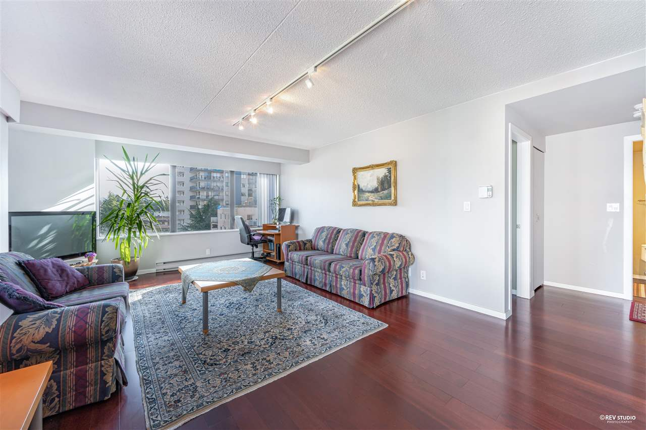 607 1515 EASTERN AVENUE - Central Lonsdale Apartment/Condo for sale, 1 Bedroom (R2543602) - #6