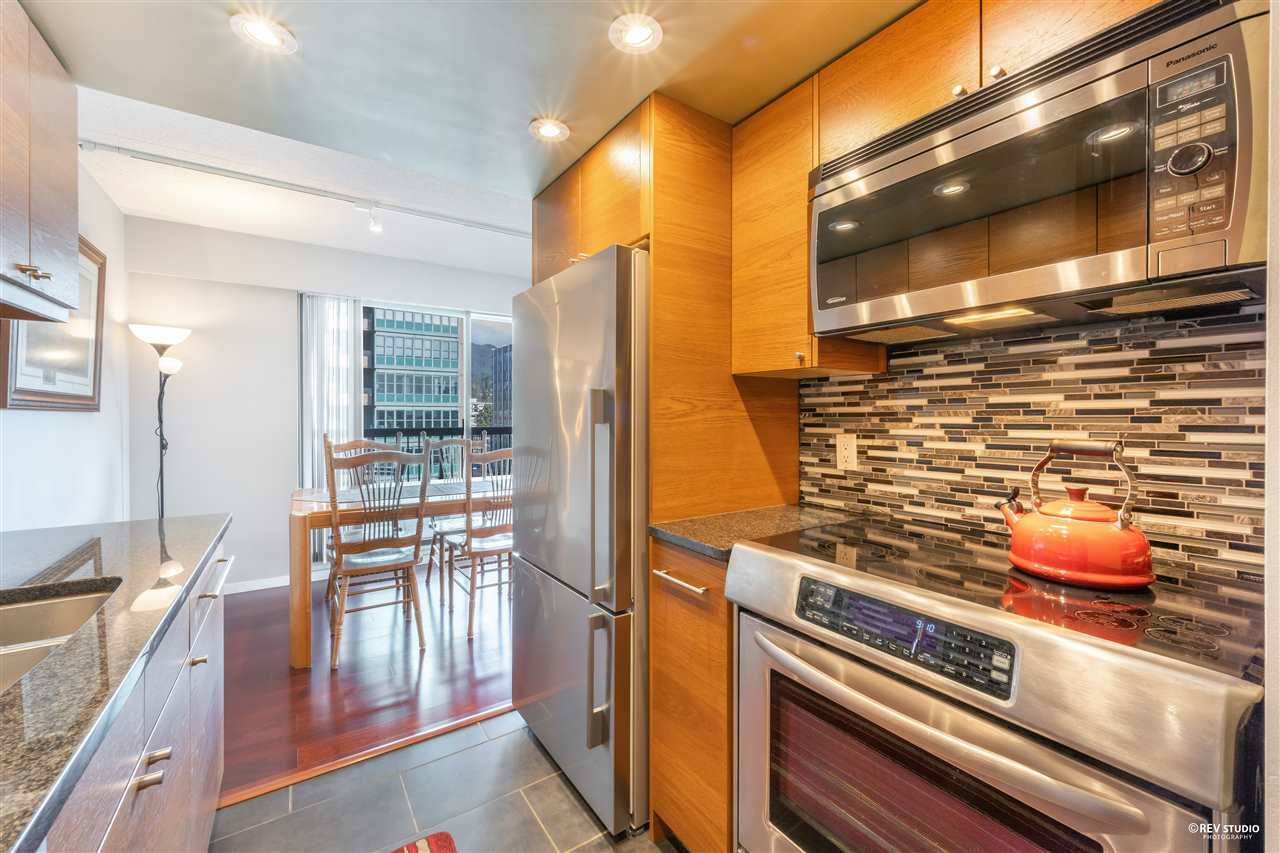 607 1515 EASTERN AVENUE - Central Lonsdale Apartment/Condo for sale, 1 Bedroom (R2543602) - #9