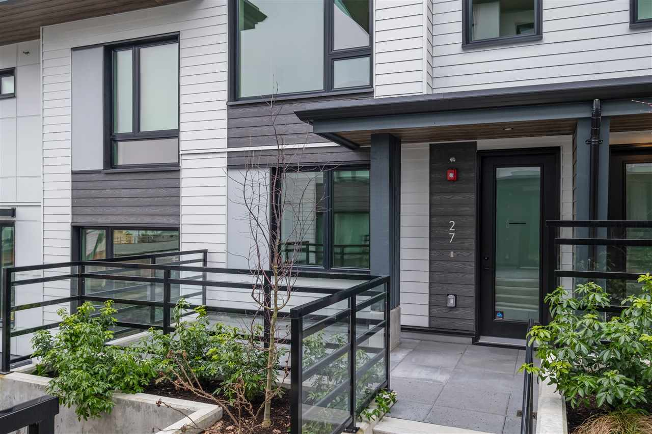 TH27 528 E 2ND STREET - Lower Lonsdale Townhouse for sale, 4 Bedrooms (R2543628)