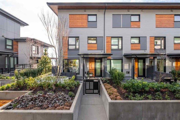 TH49 528 E 2ND STREET - Lower Lonsdale Townhouse for sale, 4 Bedrooms (R2543629)