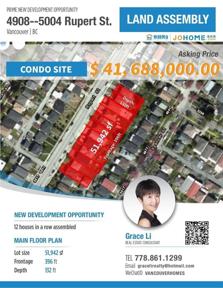 4982 RUPERT STREET - Collingwood VE House/Single Family for sale, 5 Bedrooms (R2543726) - #1