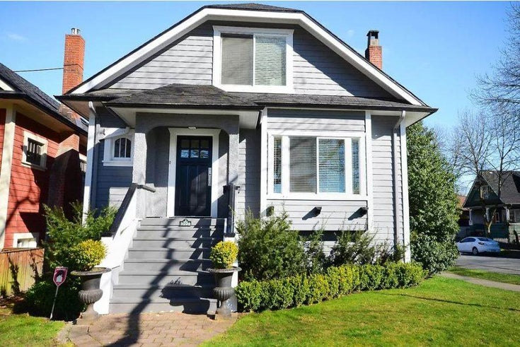 3292 LAUREL STREET - Cambie House/Single Family for sale, 4 Bedrooms (R2543728)