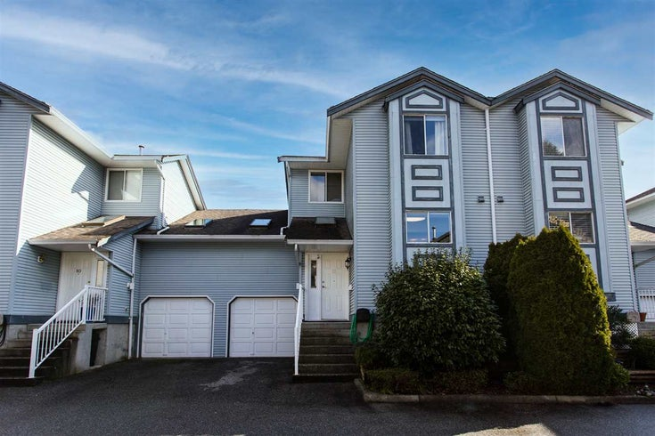11 19252 119 AVENUE - Central Meadows Townhouse for sale, 3 Bedrooms (R2543796)