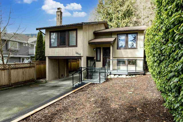 1614 LYNN VALLEY ROAD - Lynn Valley House/Single Family for sale, 4 Bedrooms (R2543887)