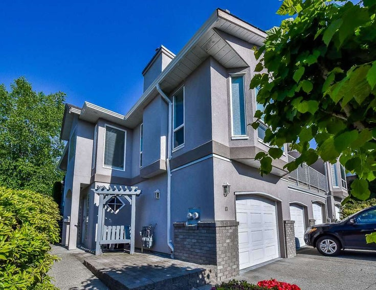 13 3902 LATIMER STREET - Abbotsford East Townhouse for sale, 3 Bedrooms (R2543894)