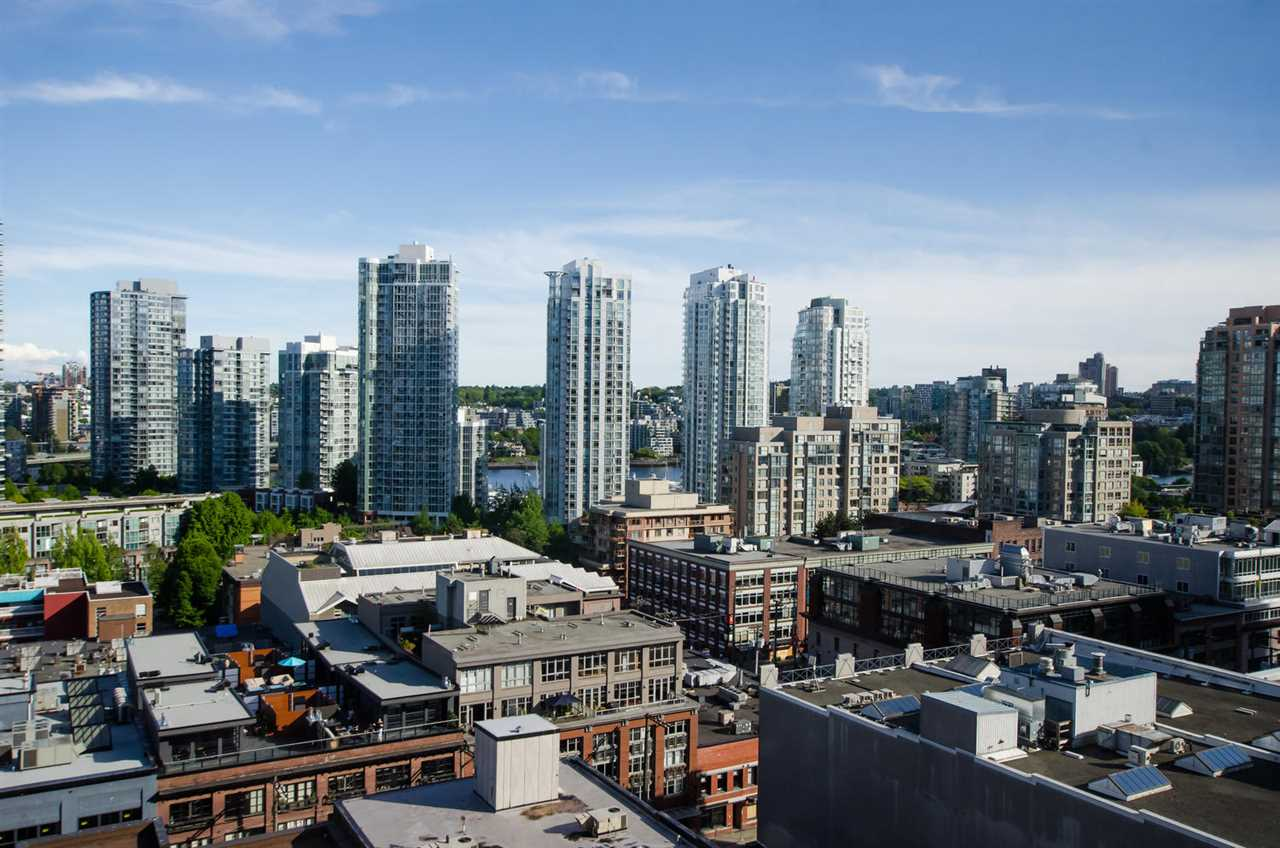 1404 1055 HOMER STREET - Yaletown Apartment/Condo for sale, 2 Bedrooms (R2543899) - #1