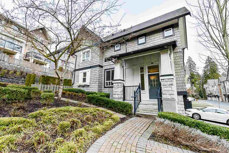 42 1305 SOBALL STREET - Burke Mountain Townhouse for sale, 3 Bedrooms (R2543926)