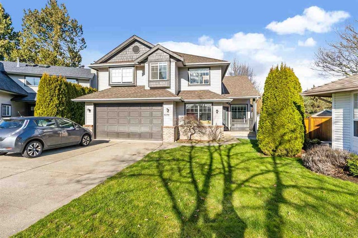 6176 170A STREET - Cloverdale BC House/Single Family for sale, 5 Bedrooms (R2543942)