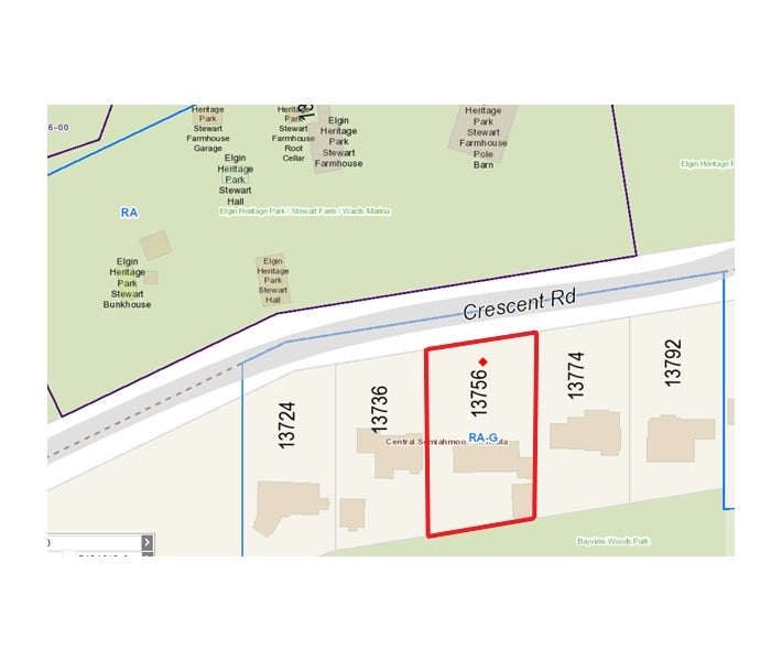 13756 CRESCENT ROAD - Elgin Chantrell House/Single Family for sale, 3 Bedrooms (R2543945)