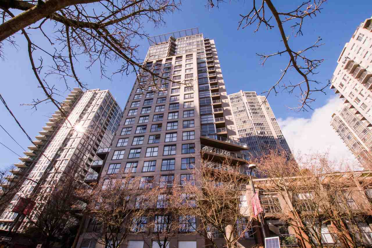 202 989 BEATTY STREET - Yaletown Apartment/Condo for sale, 1 Bedroom (R2543983) - #1