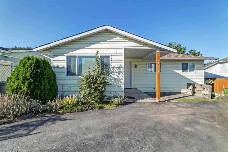 26607 30A AVENUE - Aldergrove Langley House/Single Family for sale, 3 Bedrooms (R2543998)