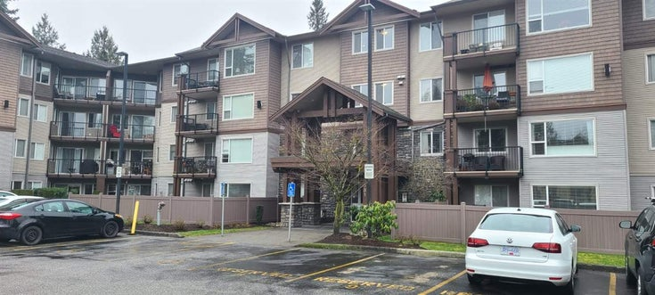 204 2581 LANGDON STREET - Abbotsford West Apartment/Condo for sale, 1 Bedroom (R2544011)