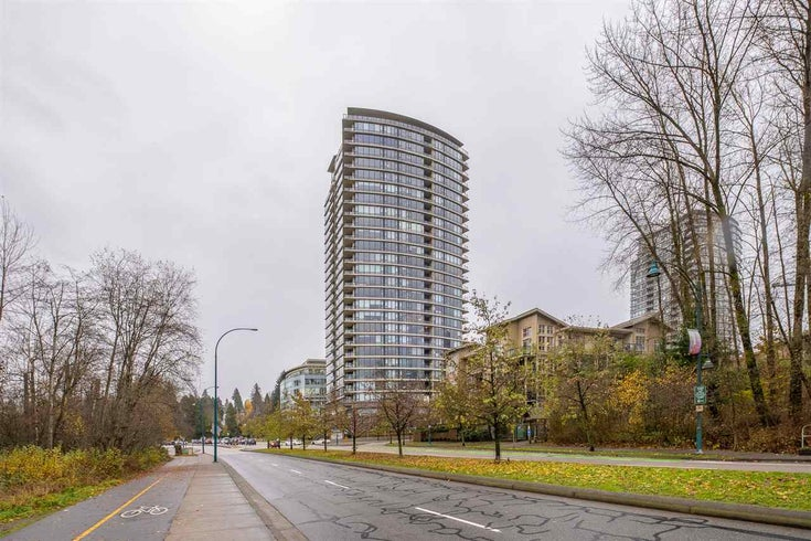 905 110 BREW STREET - Port Moody Centre Apartment/Condo for sale, 2 Bedrooms (R2544029)