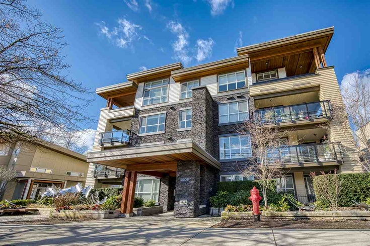 205 3205 MOUNTAIN HIGHWAY - Lynn Valley Apartment/Condo for sale, 1 Bedroom (R2544041)