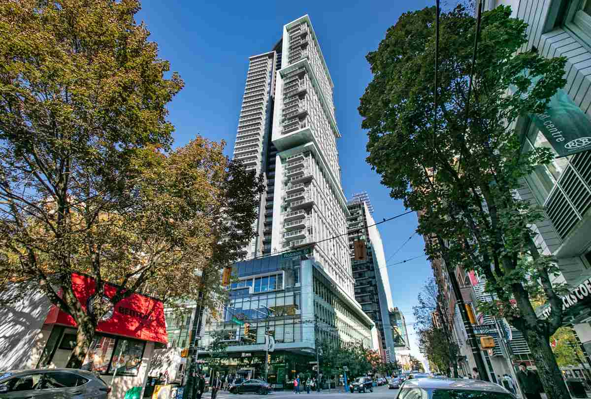 1205 777 RICHARDS STREET - Downtown VW Apartment/Condo for sale, 1 Bedroom (R2544124) - #1