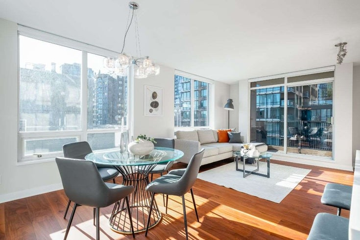 902 1055 HOMER STREET - Yaletown Apartment/Condo for sale, 2 Bedrooms (R2544139)