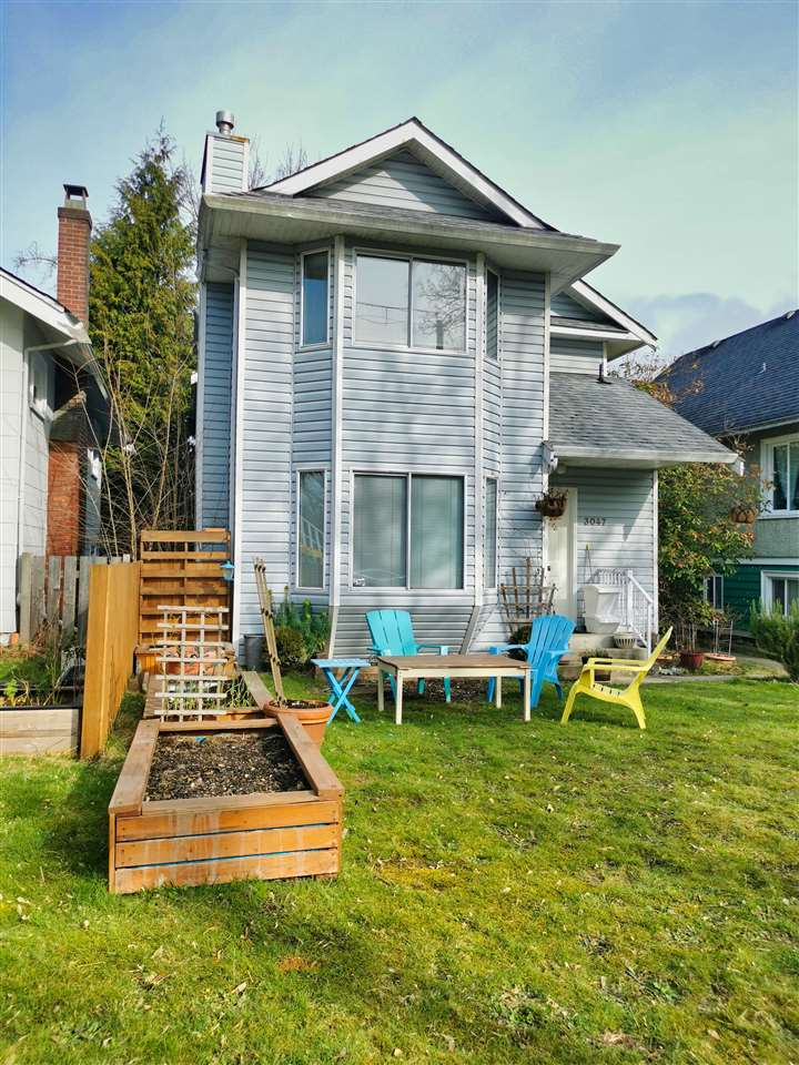 3045 W 6TH AVENUE - Kitsilano 1/2 Duplex for sale, 3 Bedrooms (R2544151)