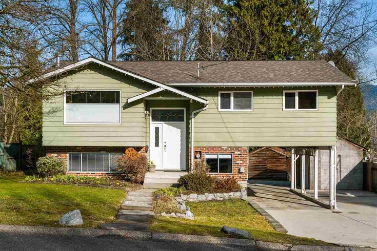 2104 ST GEORGE STREET - Port Moody Centre House/Single Family for sale, 3 Bedrooms (R2544194)
