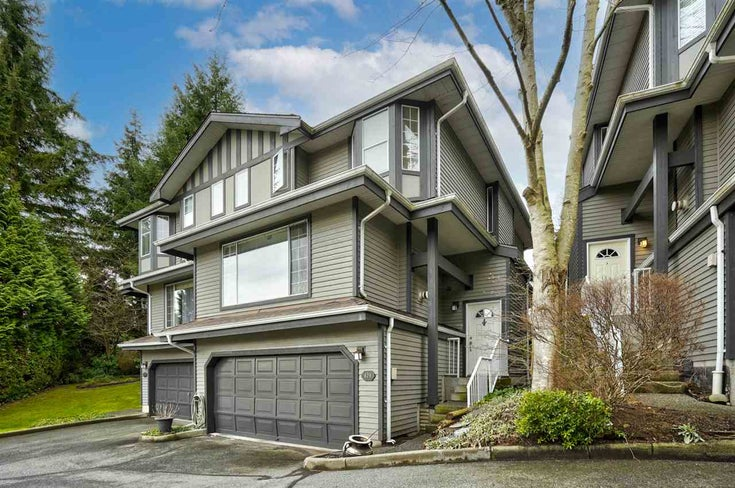 121 2998 ROBSON DRIVE - Westwood Plateau Townhouse for sale, 3 Bedrooms (R2544196)
